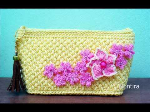 กระเป๋าถัก handmade bags