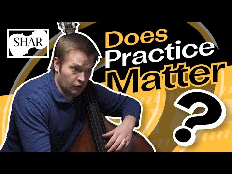 Does Practice Matter?