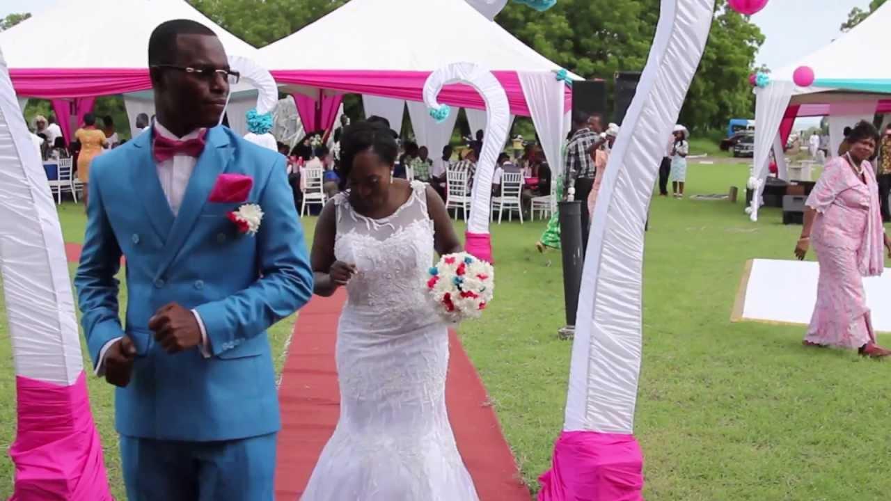 Anne S Wedding: Cecil & Anne's Wedding Day