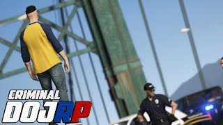 DOJ Criminal - Suicidal Bridge Jumper Negotiations - EP.43