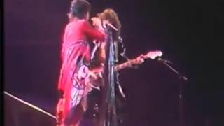 Aerosmith Back In the Saddle Live In Houston 1988