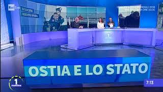 In Italia non esistono zone grigie. Roberto Spada è stato arrestato - Unomattina 10/11/2017