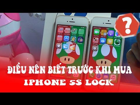 Có nên mua iPhone 5s Lock giá rẻ hay không ?