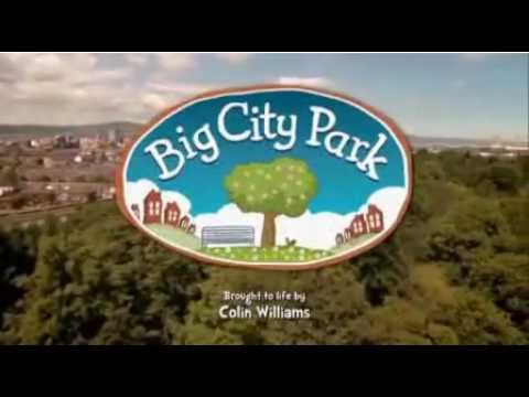Big City Park Theme Song Cbeebies Youtube