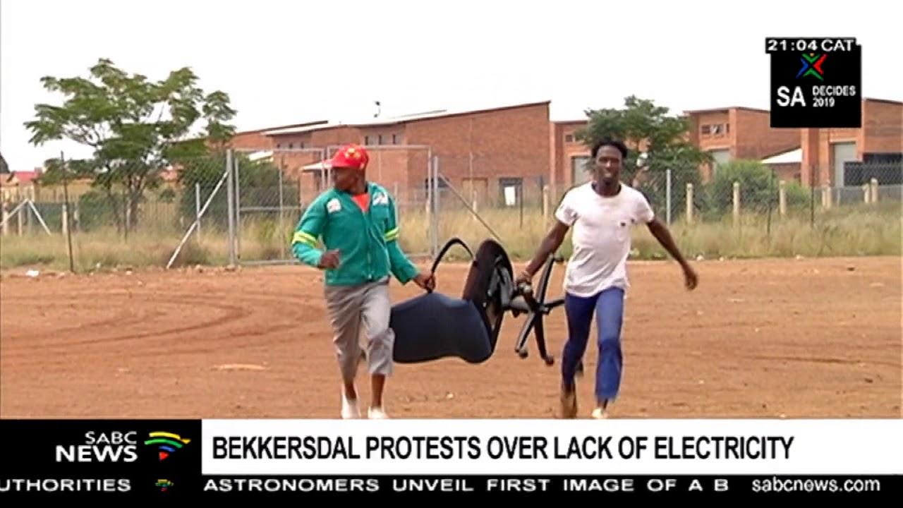 Download Bekkersdal remains tense