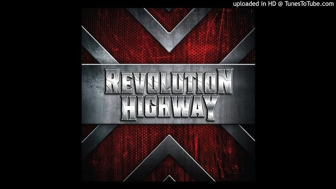 Revolution Highway - Revolution Highway (2018, Old School Classic