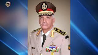 عودة القائد العام للقوات المسلحة وزير الدفاع والإنتاج الحربى من زيارته  لجمهورية قبرص