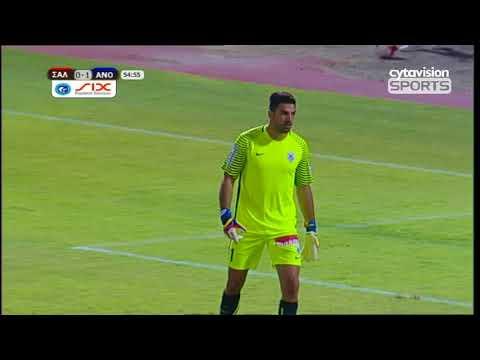 Nea Salamis 1-1 Anorthosis Famagusta FC