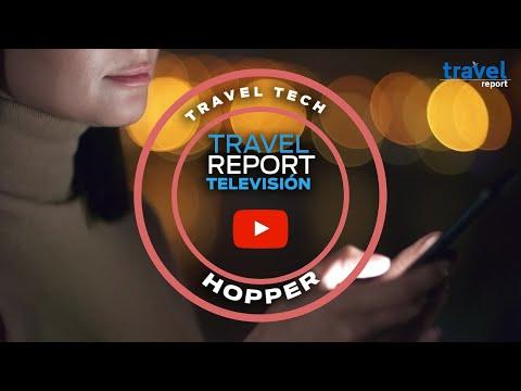 Hopper: una app para conseguir el vuelo más barato