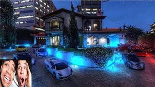 GTA 5: TEUERSTE LUXUSVILLA GEKAUFT! | PrankBrosGames