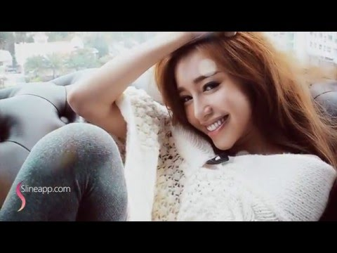 [Sline App] Behine the scene - Elly Tran Photoshoot Official Video Clip