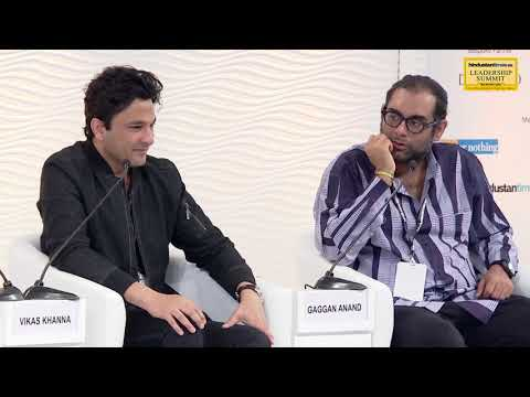 HTLS 2017: Catch chefs Vikas Khanna and Gaggan Anand in a candid conversation