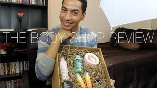 THE BODY SHOP: PRODUCT REVIEW