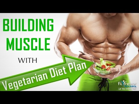 Vegetarian bodybuilding diet plan full day of eating to gain muscles fitness rockers youtube also rh