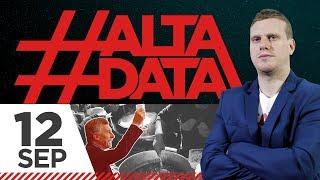 Télam y Conflicto Docente #AltaData -Todo lo que pasa, en un toque 12/09/18