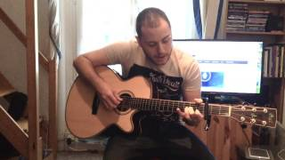 Ed Sheeran - Small Bump (tutorial chitarra)