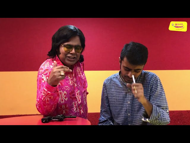 Vagabong Episode 07 feat. Mir Afsar Ali & Mirchi Sayak