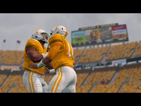 NCAA Football 14 Season 2016 2017 Alabama Crimson Tide vs Tennessee Volunteers