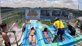 r4lly water slide at wet n wild
