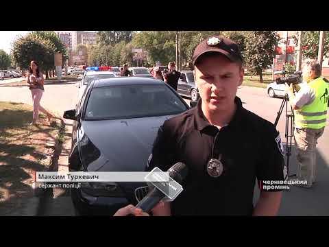 Чернівецький Промінь: Чи дають водії дорогу пожежним машинам, які мчать на виклик? У Чернівцях провели рейд