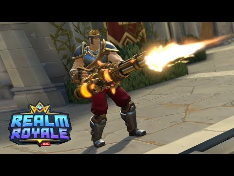 Realm Royale - Name the Realm's Newest Weapon!