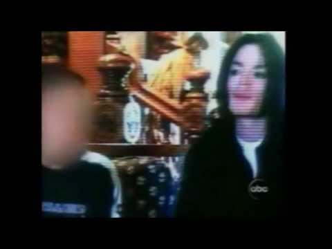 Gavin Arvizo and Michael Jackson