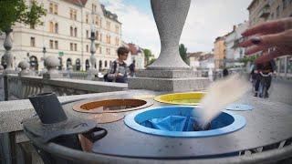 Abfallverwertung - Sloweniens größtes Umweltprojekt