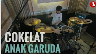 COKELAT - Anak Garuda | Aryaxdrum Drum Cover