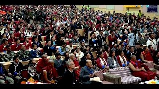 His Holiness talks on Secular Ethics and Happiness, Tawang