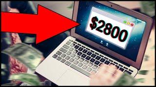 $2800 С PUSH-уведомлений! Как заработать в Интернете на партнерских программах и Арбитраже трафика