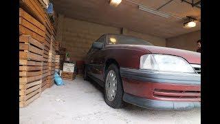 Капсула времени! Opel Omega 1992 года с пробегом 705 км!