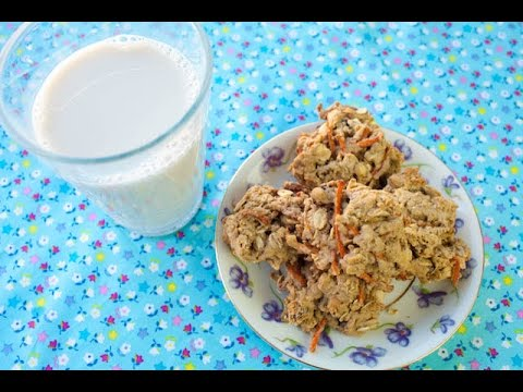 Carrot Cake Breakfast Bites | Simply Bakings