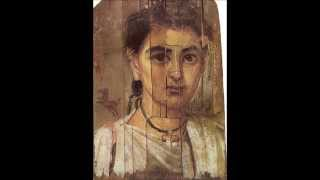 Faces of Ancient Middle Eastern women Part 5