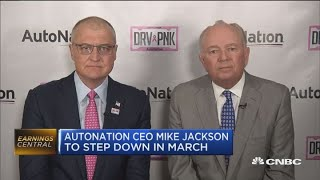 AutoNation outgoing and incoming CEOs on earnings report and company outlook