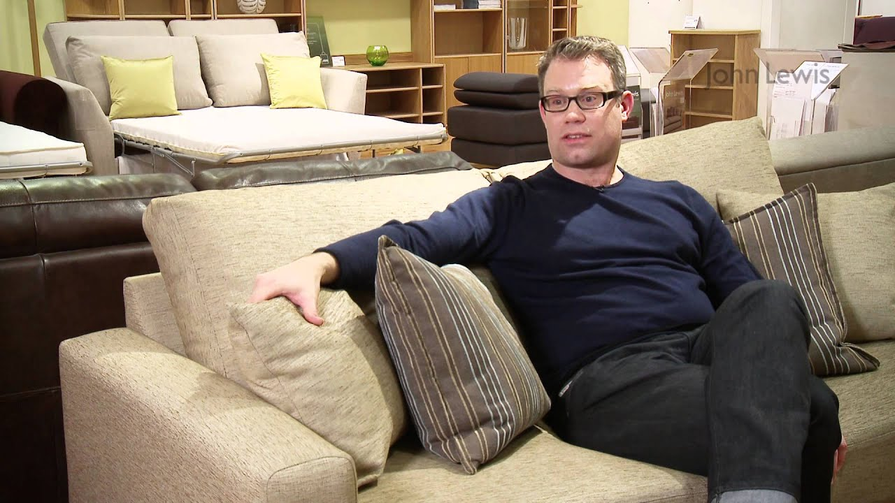 Choosing A Comfortable Sofa Furniture For Living Room