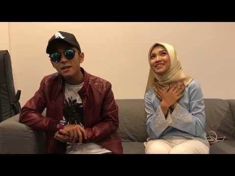 Nabila Razali duet dengan Aiman Tino lagu single terbarunya Pematah Hati