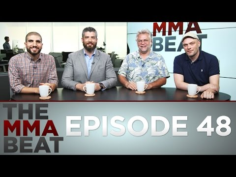 The MMA Beat - Episode 48