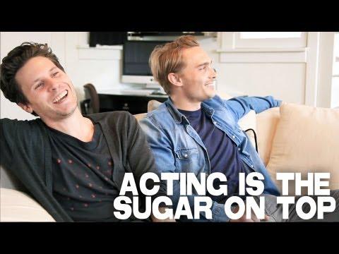 Acting Is The Sugar On Top by Kris Lemche & Joey Kern