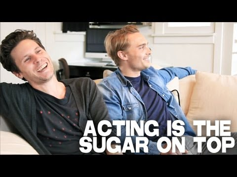 Acting Is The Sugar On Top by Kris Lemche & Joey Kern