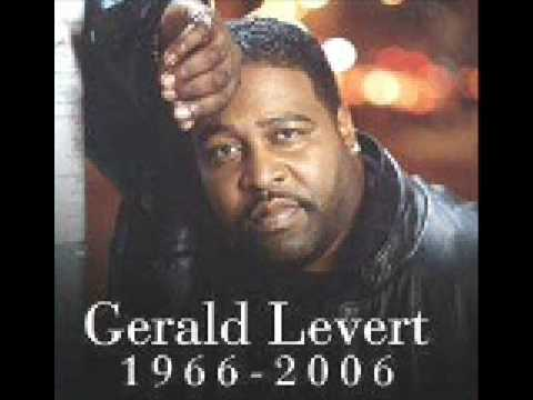 Gerald Levert Mr. Too Damn Good