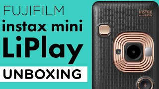 fujifilm Mini LiPlay Unboxing and Review