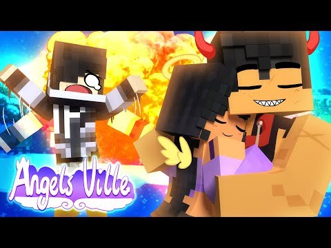 Aphmau's Amazing Gift! | Angelsville Minecraft Survival [Ep.16]
