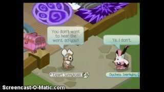 Animal jam- Really sad story (lawl not that sad)