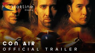 1997 Con Air Official Trailer 1 Touchstone Pictures