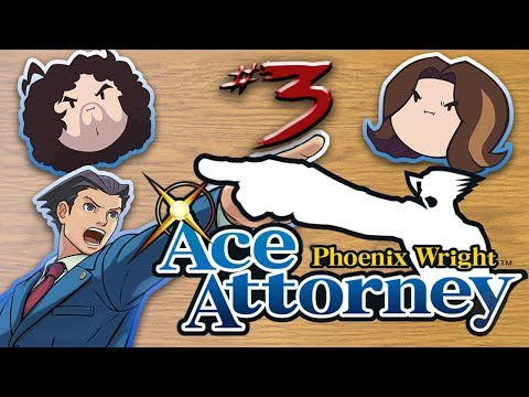 Phoenix Wright - 3 - Weepy Butz