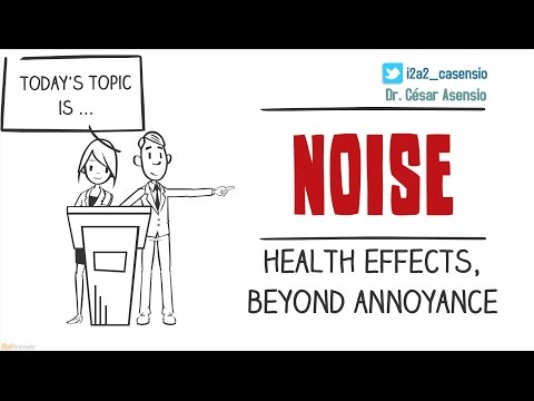 Health Tip May be the Noise Too Loud