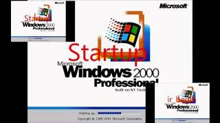 (100 Sub) MS Windows 2000 Pro has a -Sparta CyberD3ath Mix-