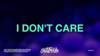 Ed Sheeran & Justin Bieber – I Don't Care (Lyrics)