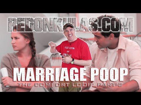 MARRIAGE POOP | Redonkulas.com