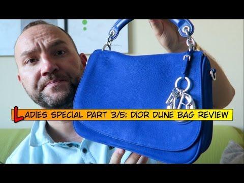 DIOR DUNE Bag Review